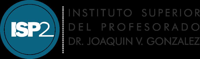 "INSTITUTO SUPERIOR DEL PROFESORADO Nº 2 ""J.V. GONZÁLEZ"""