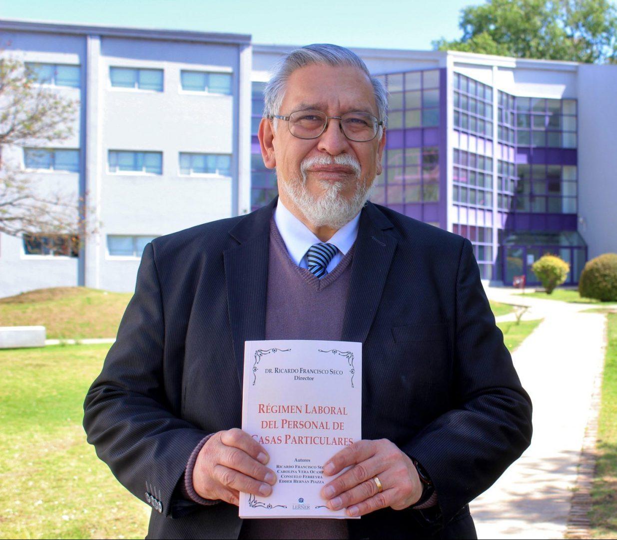 """Presentación del libro """"Régimen laboral del personal de casas particulares"""""""