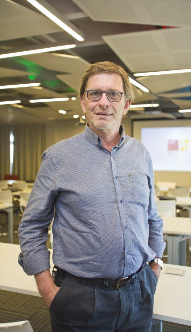 Diego Schmukler convocado para disertar en instituciones extranjeras
